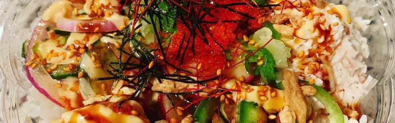 Lapoke and Sushi