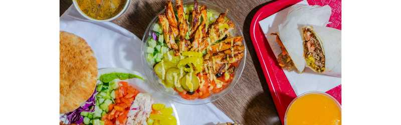 Arova Shawarma And Falafel