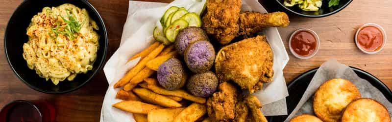 SSF Chickenbox