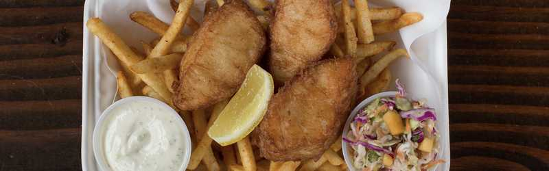 Tall Boy Fish & Chips & Seafood