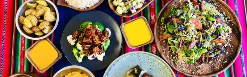 Lima Peruvian Food