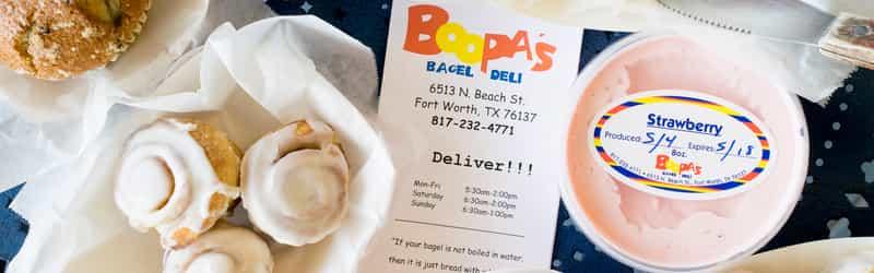 Boopa's Bagel Deli