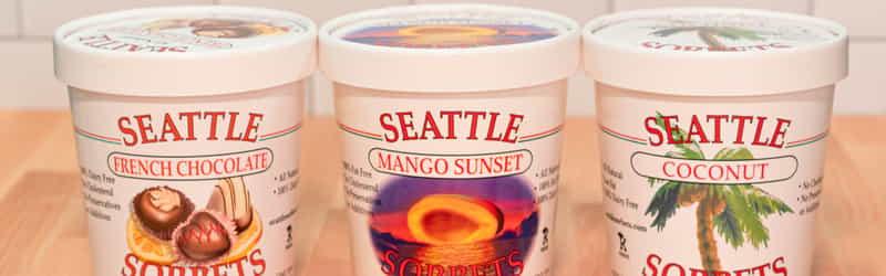 Seattle Sorbets & Ice Creams