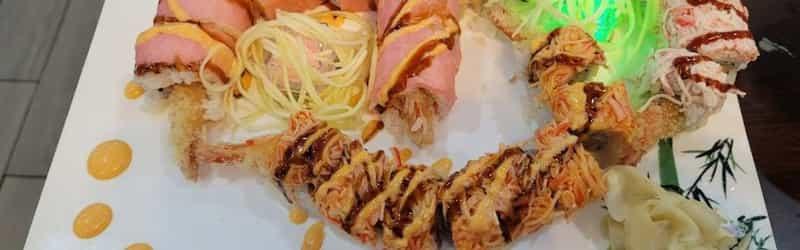 Aloha Poke Sushi & Hibachi