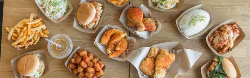 Bok a Bok Fried Chicken