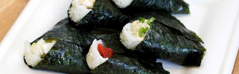 Oori Rice Triangles