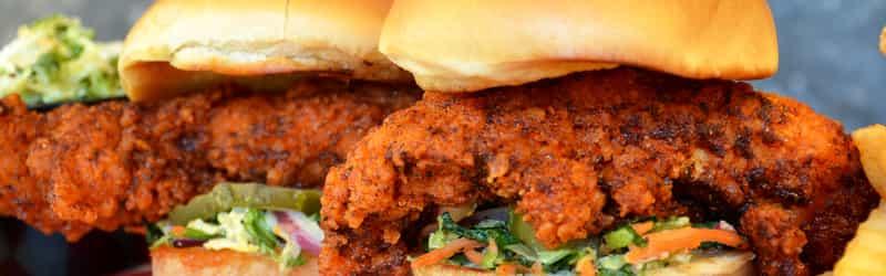 Nashville Hot Chicken Shack