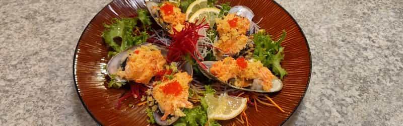 Thai Dish & Sushi