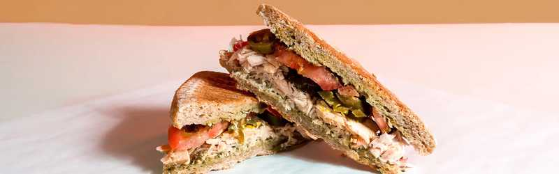 I ❤️  Paninis - Sandwiches, Salads, & More!