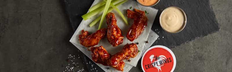 Crispy Wings
