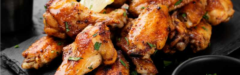Hella Good Chicken Wings
