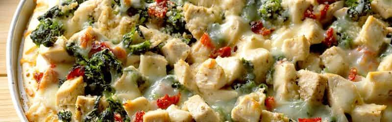Florentine Pizza & Charcoal Chicken