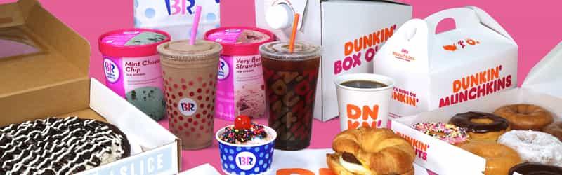 Dunkin' and Baskin-Robbins