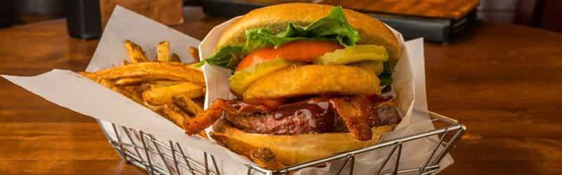 Lucky Beaver Bar & Burger