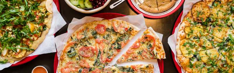 SLIVER Pizzeria - Shattuck