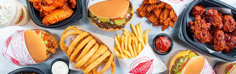 Fatburger & Buffalo's Express