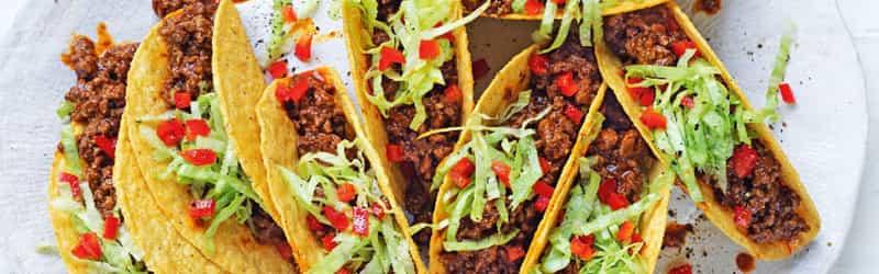 Corona's tacos