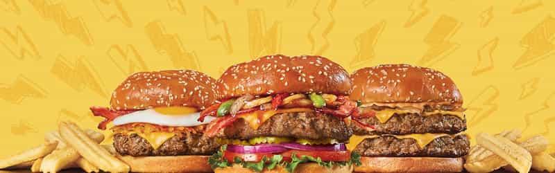 The Burger Den