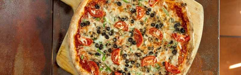 Ceparano's New York Style Pizza Ree