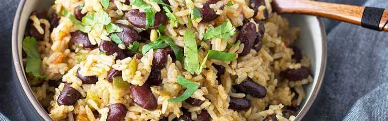 Rice N' Beans To Go