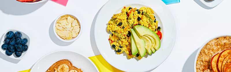 The Vegan Breakfast