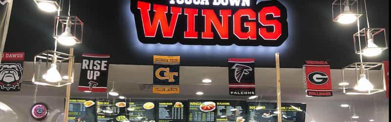 Touchdown Wings