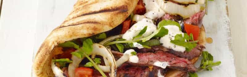 gyro place Mediterranean grill