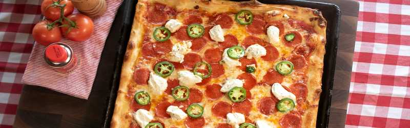 Brooklyn Square Pizzeria