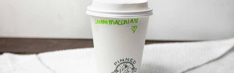 Pinned Coffee