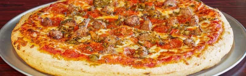 Gold Street Pizza