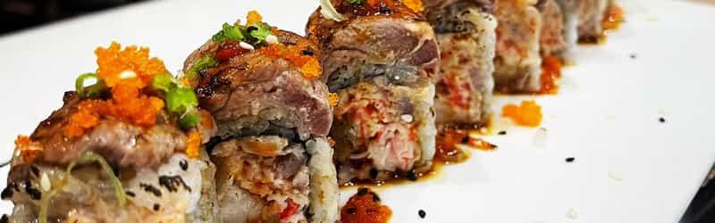 Zen Japanese grill & sushi bistro