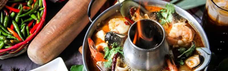 Silom Thai and Sushi Bar