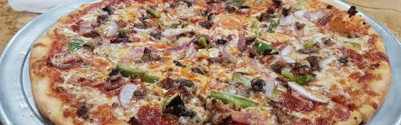 Jerusalem II Pizza