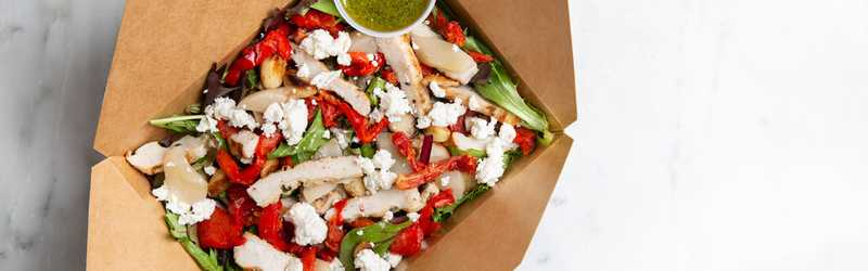 Salad Bar by Pi Co.
