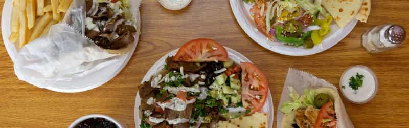 Santorini Greek Restaurant Gyros & Subs