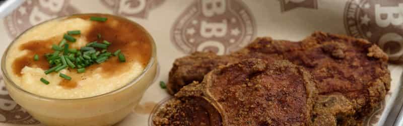 Big Bulls Bangn BBQ and Southern Comfort Food
