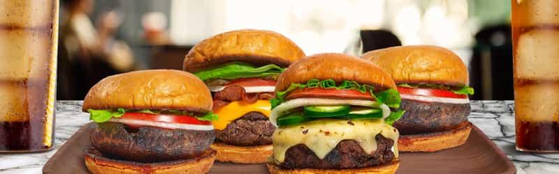 Playful Burgers