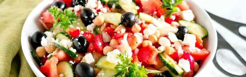 Chopped Salads & Wraps