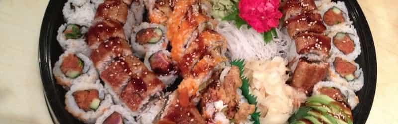 Yurihana Sushi Bar and Pan-Asian Cuisine