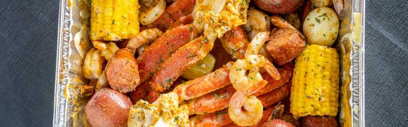 Just Mike's Seafood & More