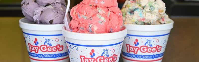 Jay Gees Ice Cream