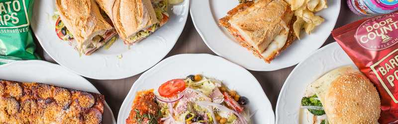 Nonna's Sandwiches and Sundries
