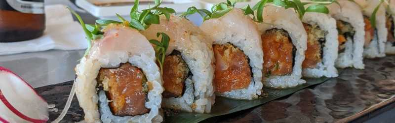 Top Sushi Tomball