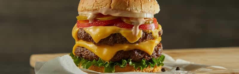 Mr Cheeseburger