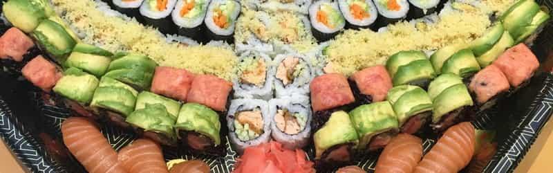 Sushi Meshuga