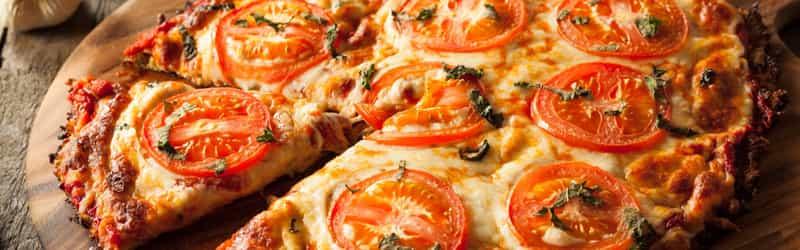 Fiona's Vegan Pizza