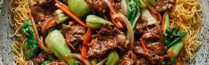 New Mandarin Noodle Deli