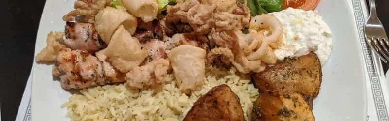 Pilos. Restaurant