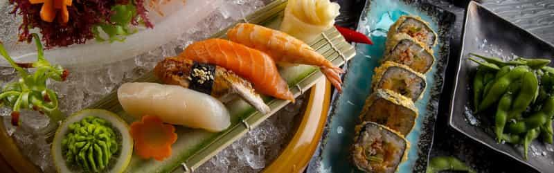 Rakuu Sushi Bar & Asian Cuisine