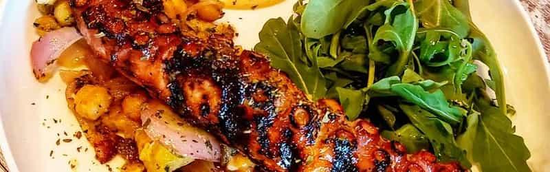 Poseidon Greek Restaurant & Outdoor Lounge